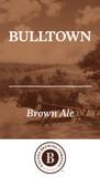 Kalona Barrel Aged Bulltown Brown beer