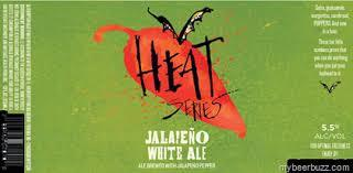 Flying Dog Heat Series Jalapeno White Ale Beer