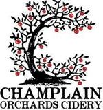 Champlain Orchards Honey Crisp beer