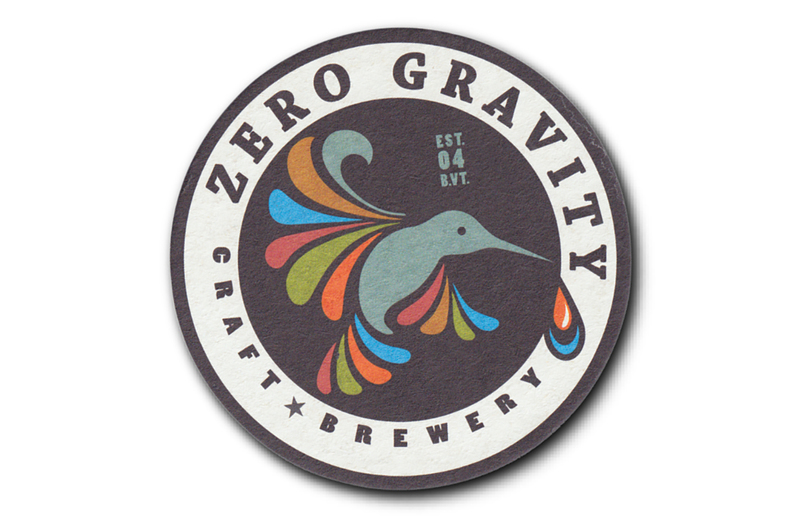 Zero Gravity Madonna beer Label Full Size
