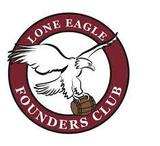 Lone Eagle Saison with Cranberry beer