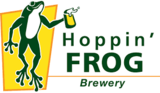 Hoppin' Frog Sippin' Into Darkness Beer