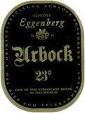 Eggenberger Urbock beer