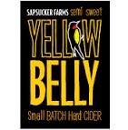 YellowBelly Ginger Cider beer