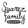Suarez Family Round The Bend beer Label Full Size