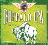 Flying Bison Buffalo IPA beer