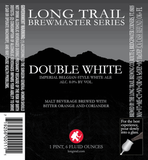 Long Trail Double White Beer