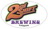 2nd Shift Raspberry Katy beer