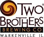 Two Brothers In the Flesh Blueberry beer Label Full Size
