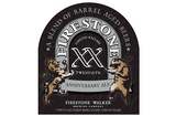 Firestone Walker 20th Anniversary beer