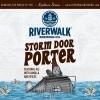 RiverWalk Storm Door Porter beer
