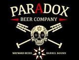 Paradox Vanilla Peaches Beer