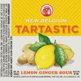 New Belgium Tartastic Beer