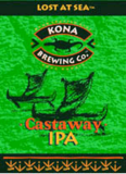 Kona Castaway IPA Beer