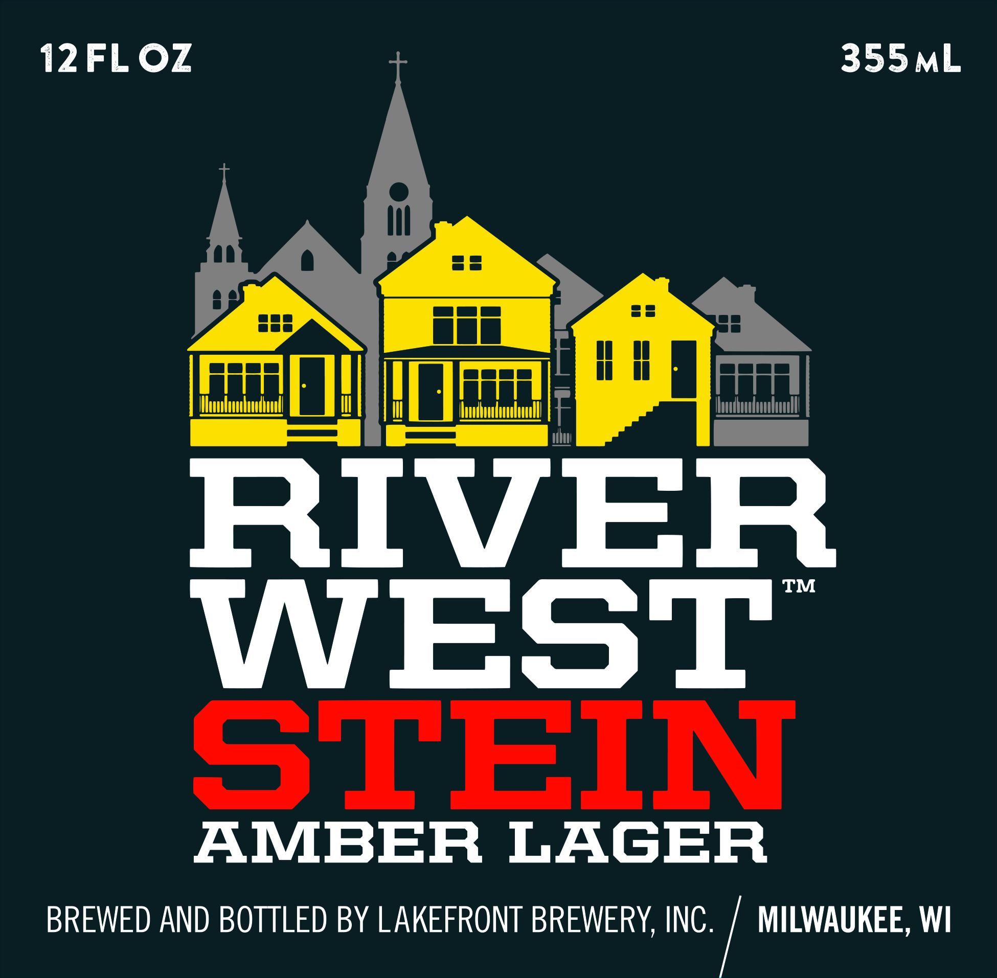 Lakefront Riverwest Stein Beer