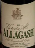 Allagash Victoria 2011 beer