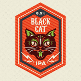 Long Live Black Cat IPA Beer