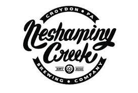 Neshaminy Creek Coffee J.A.W.N. beer Label Full Size