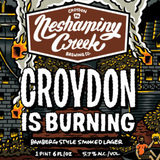 Neshaminy Creek Croydon Is Burning Beer