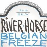 River Horse Belgian Freeze beer