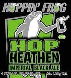 Hoppin Frog Hop Heathen Imperial Black Ale Beer