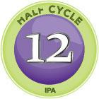Flat 12 Half Cycle IPA beer