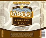 Oakshire Overcast Espresso Stout Nitro beer