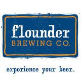 Flounder Pumpkin Saison beer