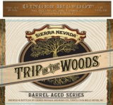 Sierra Nevada Trip in the Woods: Ginger Bigfoot Beer