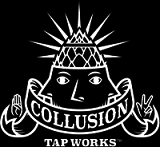 Collusion Fuzzy Scrumpit IPA beer