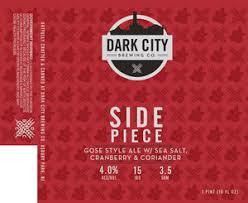 Dark City Side Piece Beer