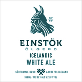 Icelandic White Ale beer