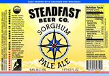 Steadfast Sorghum Pale Ale Beer