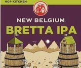 New Belgium Hop Kitchen Brett IPA Beer