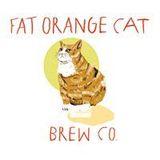 Fat Orange Cat Guest Brew the Mellow Bloke beer