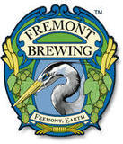 Fremont Bourbon Abominable 2015 beer Label Full Size