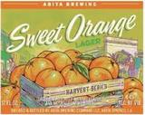 Abita Sweet Orange Lager beer