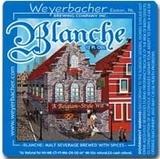 Weyerbacher Blanche beer