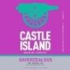 Castle Island OAVERZEALOUS IPA beer