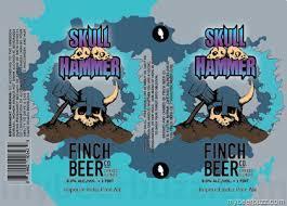 Finch's Skull Hammer Beer