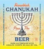 Schmaltz Chanukah Hanukah Beer