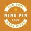Nine Pin Cider Ginger Berry beer