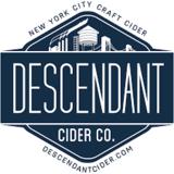 Descendant Pomegranate & Ginger Cider beer