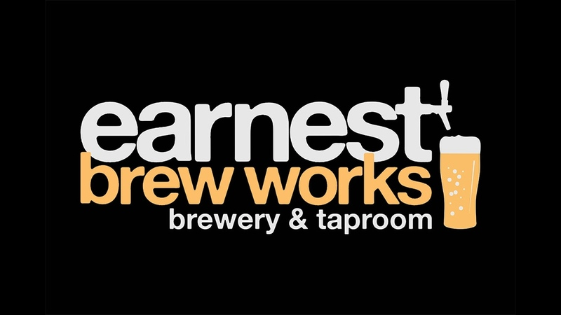 Earnest New Sincerity beer Label Full Size