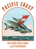 Pacific Coast Bone Dry Cider Beer