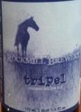 Rockmill Tripel beer