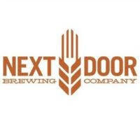 Next Door/Karben4 Craft Graft beer Label Full Size