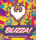 Baderbrau Blizza Hoppy Lager beer