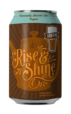 Half Full Rise & Shine Cold Brew Coffee Porter Beer