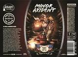 Against The Grain Minor Axident beer
